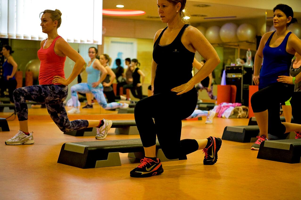 Aerobik és csoportos órák Liget Fitness Wellness