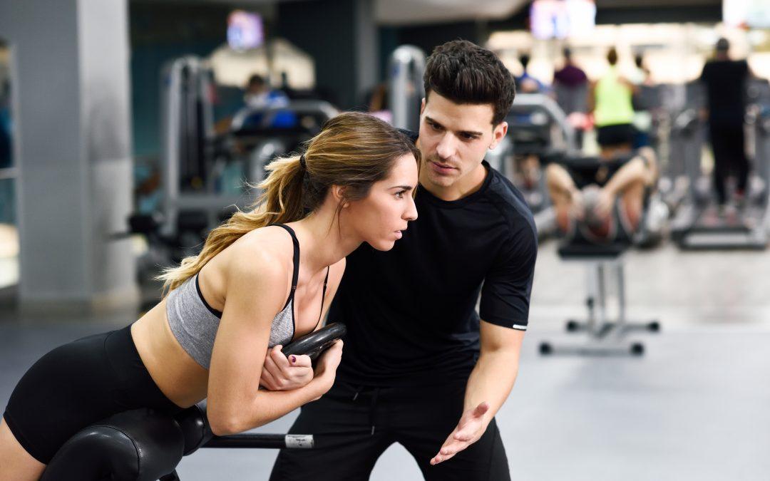 Edzés személyi edzővel